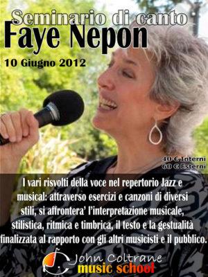 seminario_a_cura_di_faye_nepon_2012