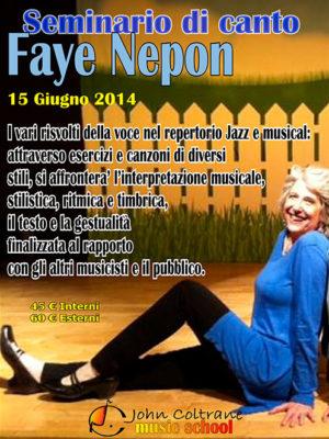seminario_a_cura_di_faye_nepon_2014